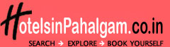 Hotels in Pahalgam Logo