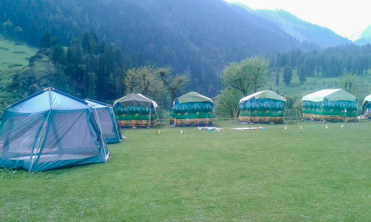 Aru Eco Resort Pahalgam