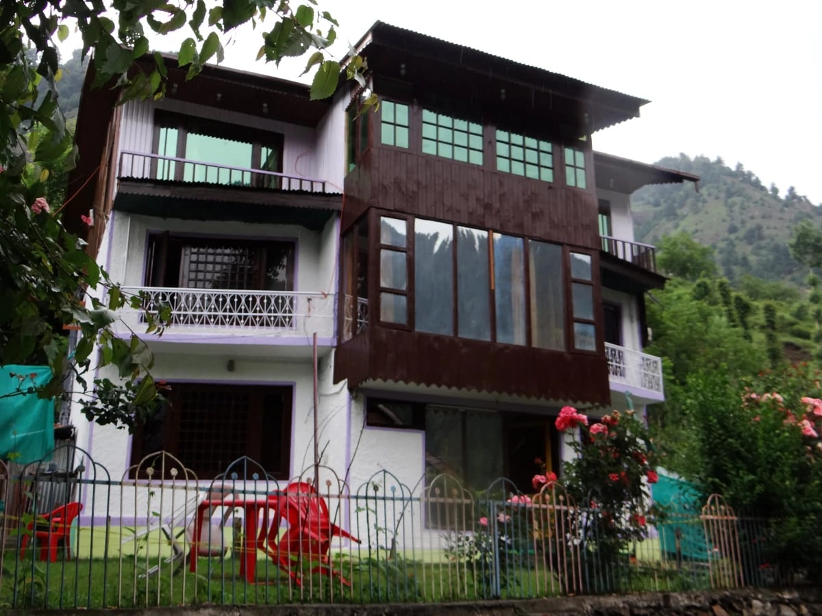 Indian Palace Hotel Pahalgam