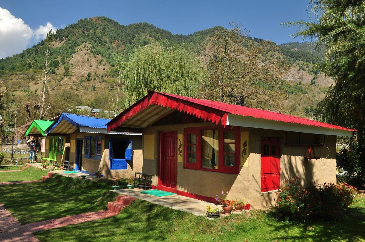 Island Resort Pahalgam
