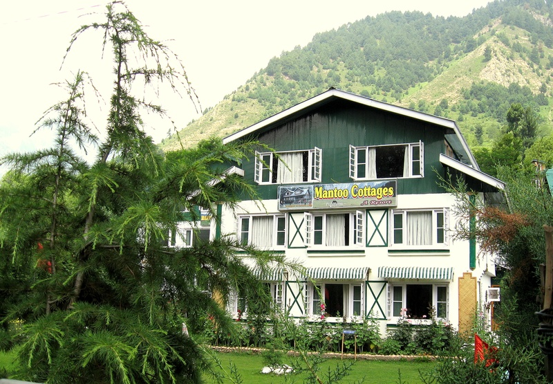 Mantoo Cottages Pahalgam
