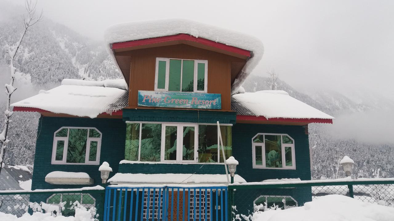 Pine Green Resort Pahalgam