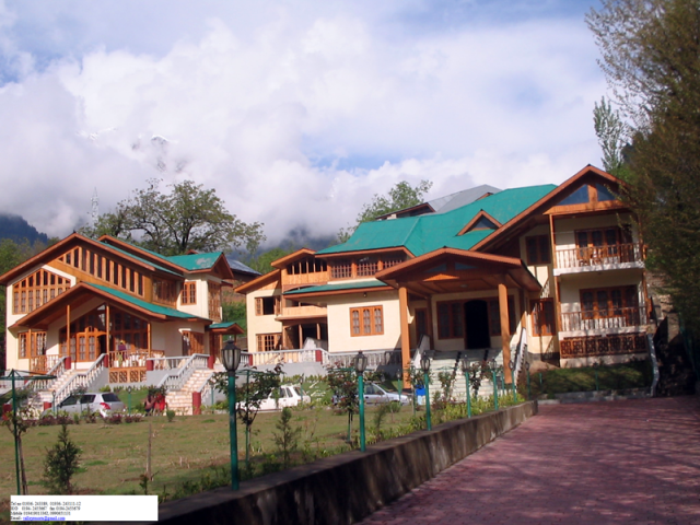 Valley view Resort Pahalgam